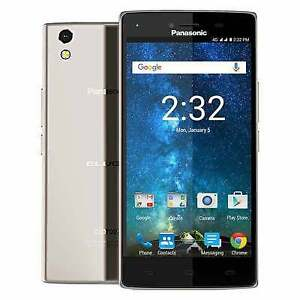 Panasonic Eluga Turbo with 3GB RAM 32 GB ROM +13 MP HD IPS + 4G - Gold
