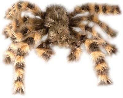 XXL Riesen SPINNE 65 CM TARANTULA  Halloween Horror Raumdeko Party Deko #264t