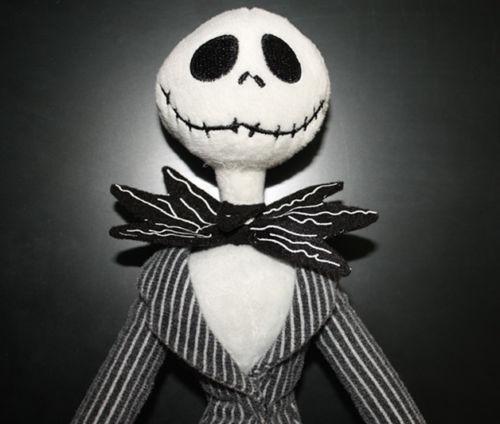 Jack Skellington Doll Nightmare Before Christmas EBay