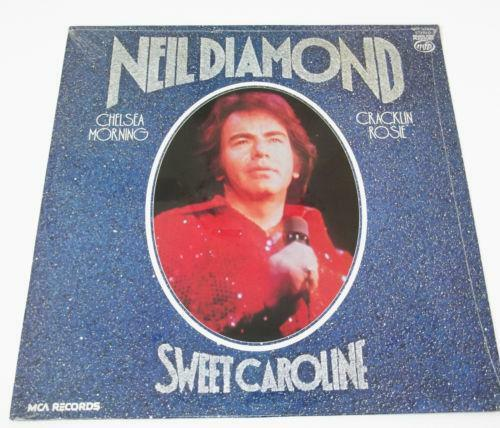Neil Diamond Sweet Caroline EBay