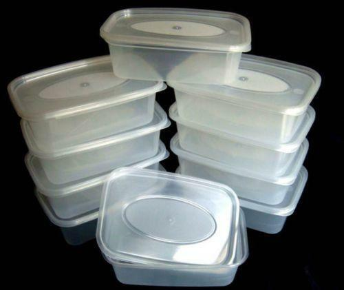Food Plastic Safe Storage Containers