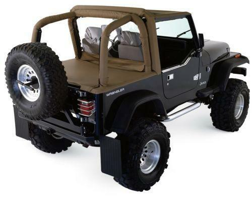 Half Hard Tj Wrangler Jeep Top