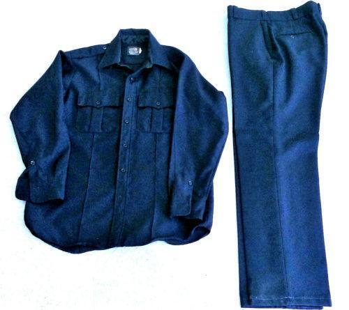 Used Security Uniforms