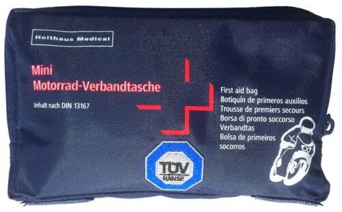 Motorrad -  Mini Verbandtasche - Holthaus Medical 61120 - DIN 13167