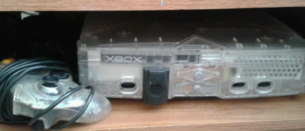 Original Xbox And 45 Games In Arnold Nottinghamshire