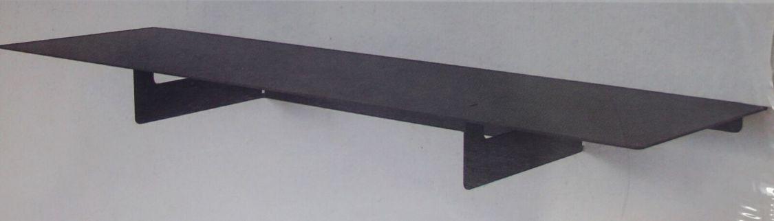 Wandregal Stahlregal Element-System grau Klapp 2207