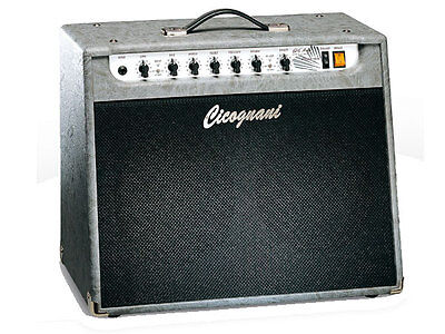 Cicognani 6V6 Amp Jazz & Blues all Tube Combo Amplifier for Guitar