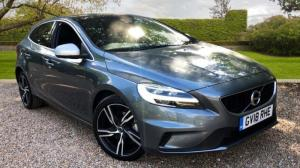 2018 Volvo V40 T3 RDesign Pro Manual With Ha Manual