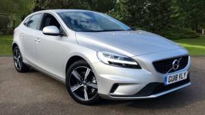 2018 Volvo V40 T2 RDesign Manual Half Leathe Manual