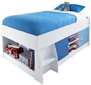 Boys Cabin Bed