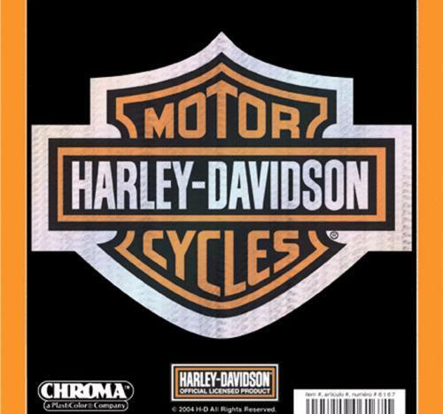 Harley Decals Trailers Davidson Large