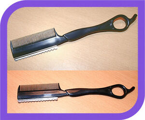 hair cutting shaping razor hairdressing styling razors black with b h8 ebay
