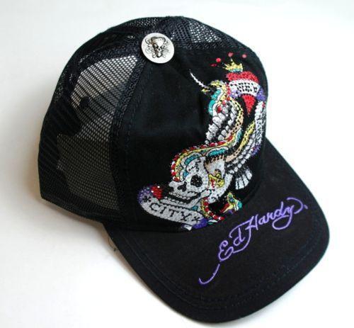 Christian Audigier Hat EBay
