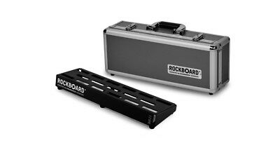 RockBoard DUO 2.1 mit Flight Case - Effektboard