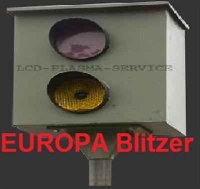 Blitzer OVI/POI Radarwarner EUROPA f. TomTom Navigation