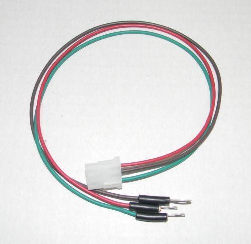 Mallory Comp 9000 Wiring