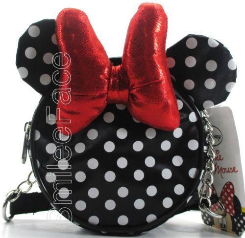 Minnie Mouse School Bag