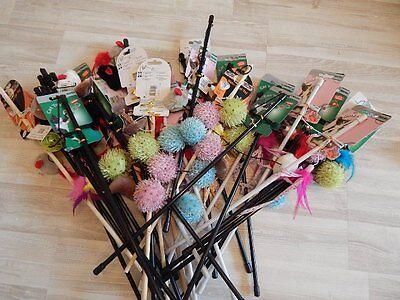 20 x Karlie Katzen Angel Spielzeug Set gemischt Stück -,99€ ANGEBOT