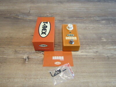 T-Rex karma Boost guitar effects pedal