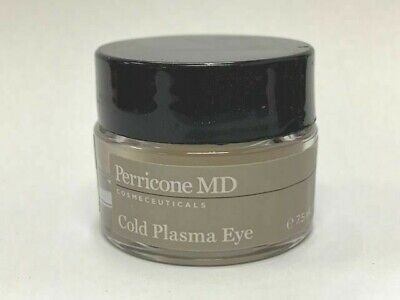 PERRICONE MD Cold Plasma Anti-Aging Eye Cream Treatment Travel Size 0.25oz NWOB