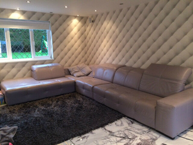 Natuzzi 2571 Surround Sofa As New In Cardiff Gumtree