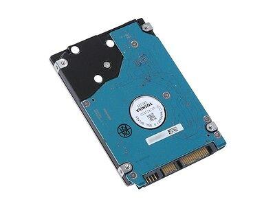 500GB Toshiba Festplatte (6,3 cm (2,5 Zoll), SATA Notebook/Laptop