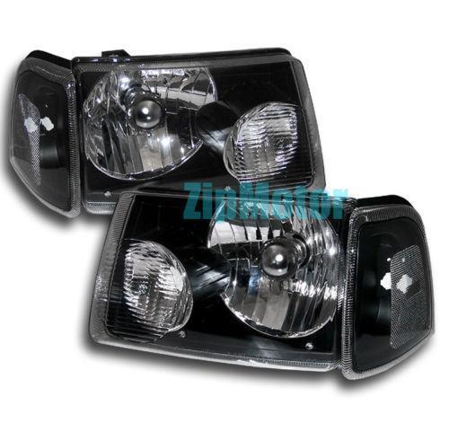 2004 Ford ranger headlight assembly