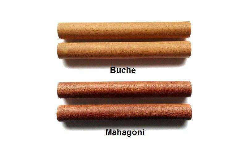 Klanghölzer Claves Buche Sapeli Mahagoni Holz Percussion Klangholz Deutschland