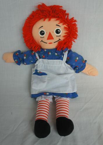 Raggedy Ann Doll Dress EBay