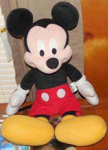Singing Mickey Mouse EBay