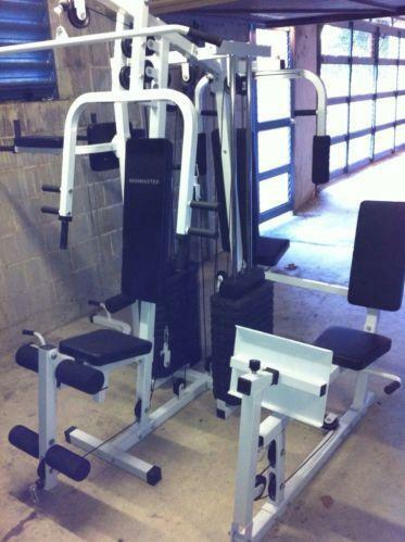 Multi Station Home Gym Ebay