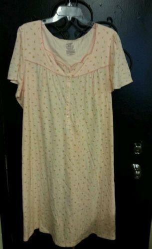 Simply Basic Nightgown Sleepwear Amp Robes EBay