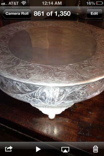 Used Wedding Cake Stands EBay
