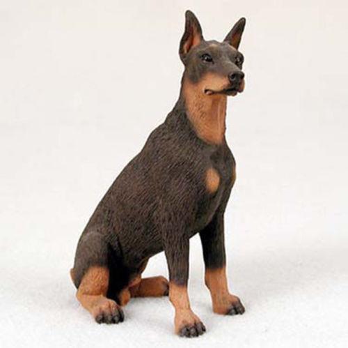 Doberman Figurine EBay