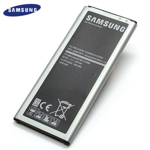 Original Samsung Galaxy Note 4 SM-N910F EB-BN910BBE Akku Batterie Accu Battery