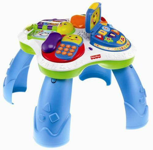 Image result for fisher price standing table