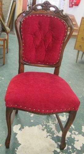Ornate Chair EBay