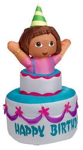 Dora Inflatable EBay