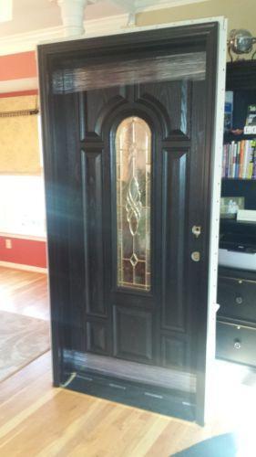 Fiberglass Entry Door Ebay