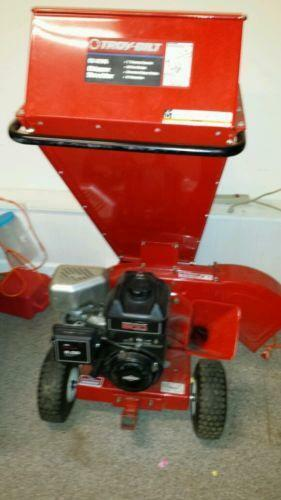 Used Chipper Shredder