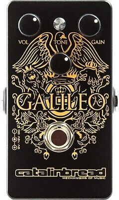 Catalinbread Galileo 2.0 Treble Booster/Distortion