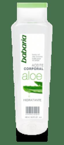 babaria Aloe Vera Körperöl 400 ml  (2,35 €/100ml)