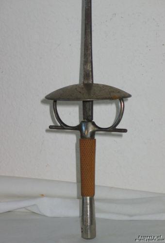 Ebay Zorro Spanish Swords