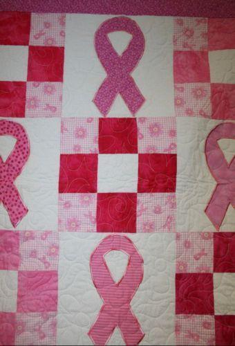Breast Cancer Quilt EBay