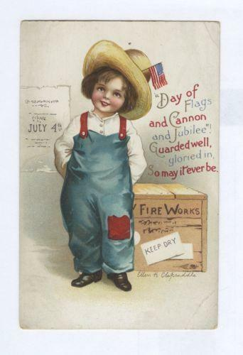 Ellen Clapsaddle Postcards EBay
