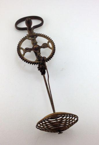 Antique Egg Beater EBay