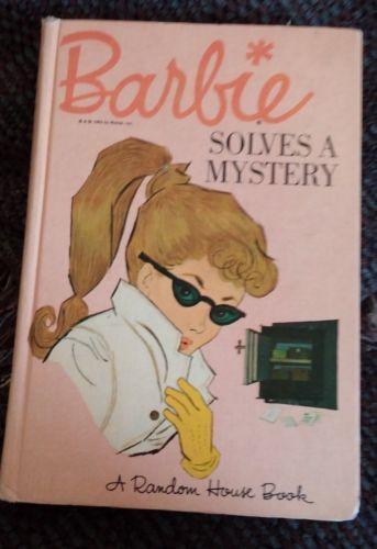 Random House Barbie Books EBay