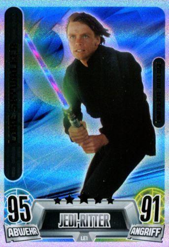 Star Wars Force Attax Serie 2