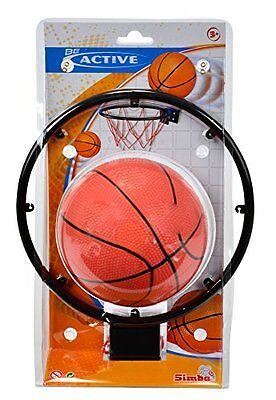 Simba Spiele Basketball Korb Ball Sport Outdoor Ballspiele Kinder Spielzeug NEU