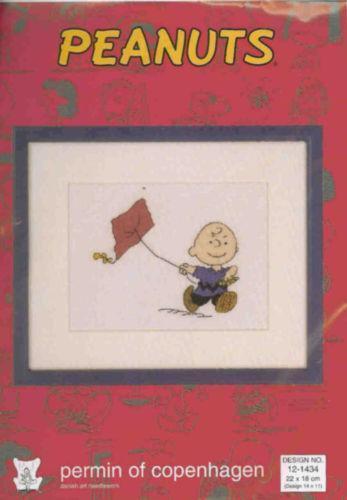 Peanuts Cross Stitch EBay